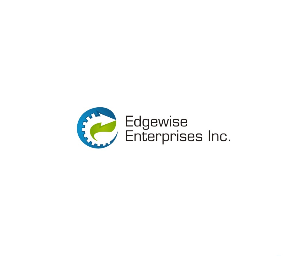 Logo Design by untung - Entry No. 13 in the Logo Design Contest New Logo Design for Edgewise Enterprises Inc..