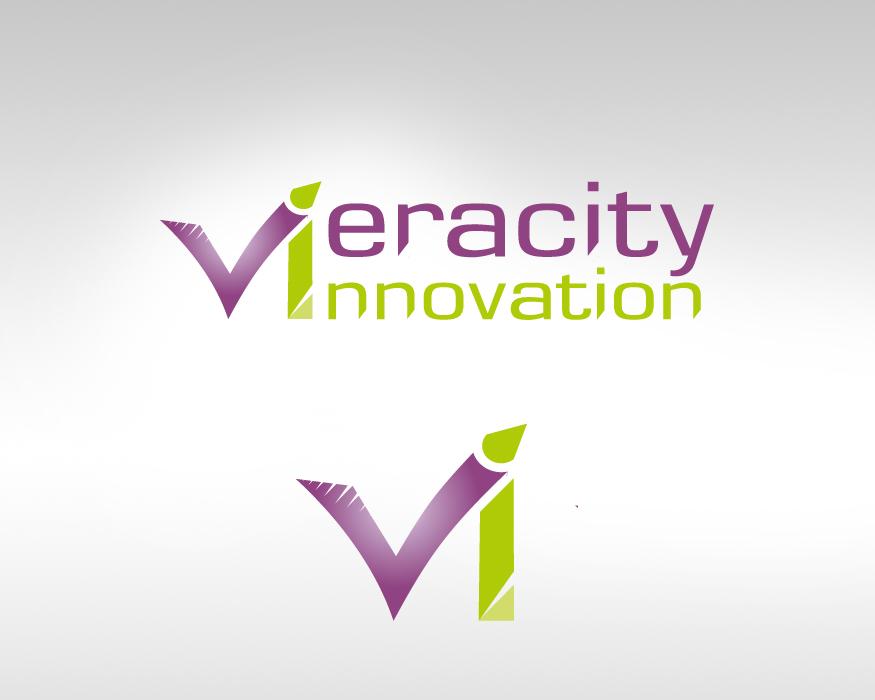 Logo Design by mungom - Entry No. 215 in the Logo Design Contest Creative Logo Design for Veracity Innovation, LLC.