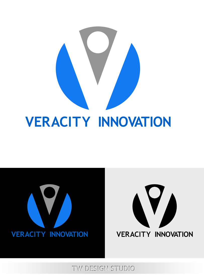 Logo Design by Private User - Entry No. 219 in the Logo Design Contest Creative Logo Design for Veracity Innovation, LLC.