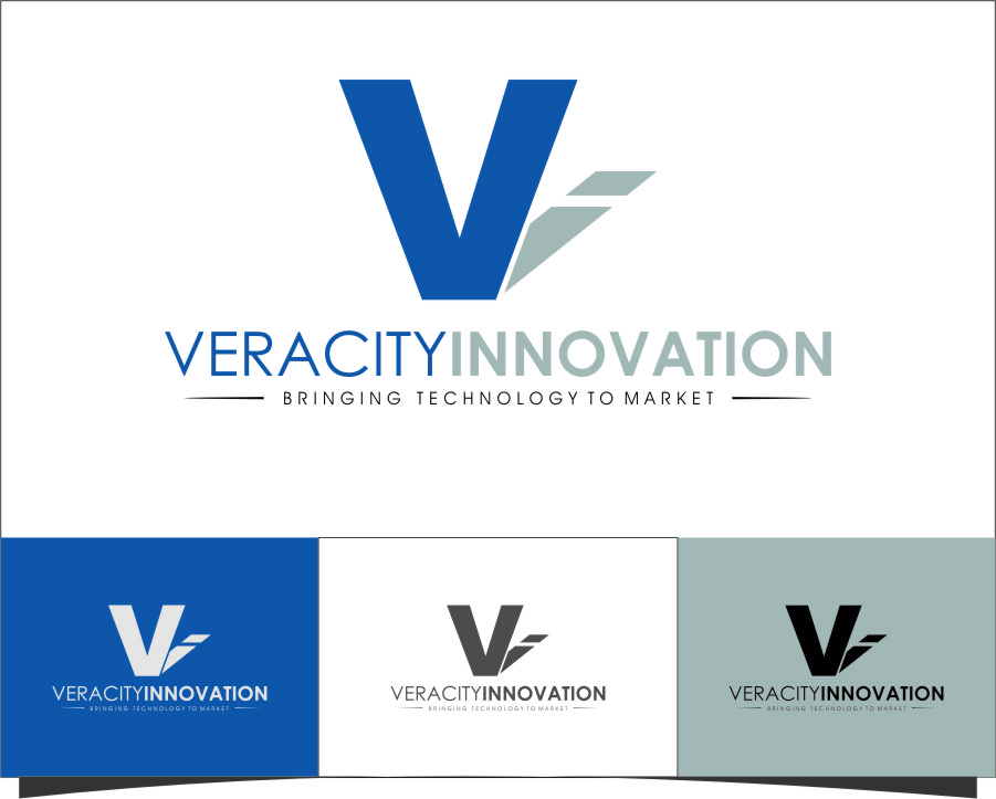Logo Design by Ngepet_art - Entry No. 221 in the Logo Design Contest Creative Logo Design for Veracity Innovation, LLC.