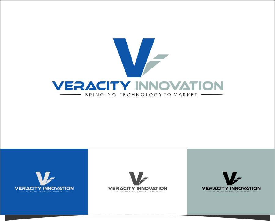 Logo Design by Ngepet_art - Entry No. 222 in the Logo Design Contest Creative Logo Design for Veracity Innovation, LLC.