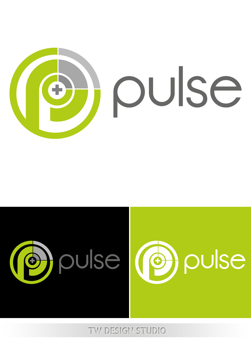 Logo Design by Private User - Entry No. 1 in the Logo Design Contest Captivating Logo Design for Pulse.