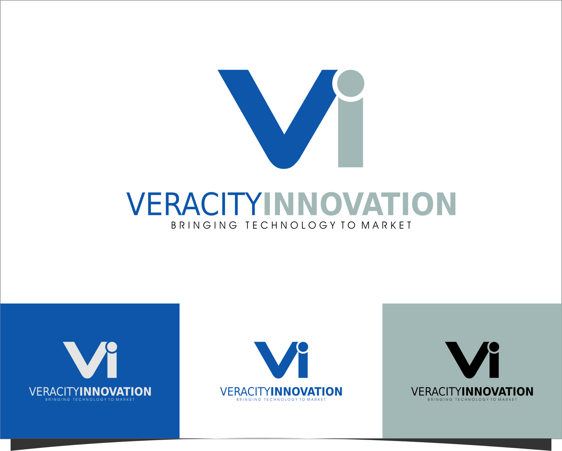 Logo Design by Ngepet_art - Entry No. 232 in the Logo Design Contest Creative Logo Design for Veracity Innovation, LLC.