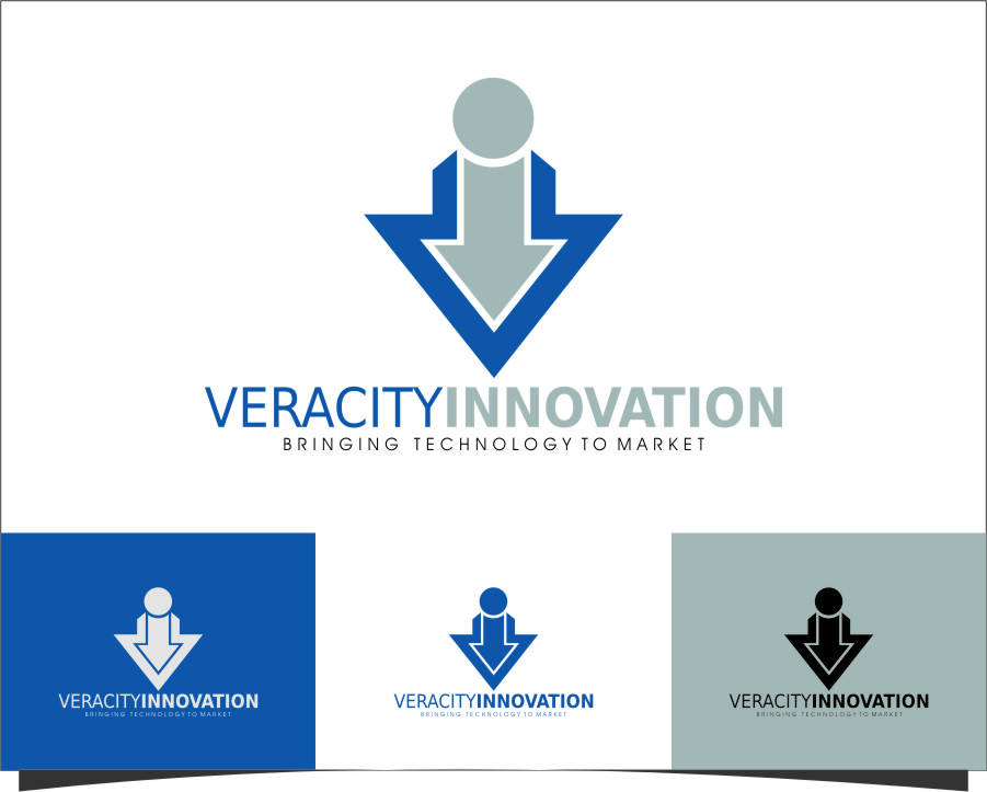 Logo Design by Ngepet_art - Entry No. 234 in the Logo Design Contest Creative Logo Design for Veracity Innovation, LLC.