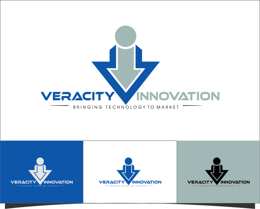 Logo Design by Ngepet_art - Entry No. 235 in the Logo Design Contest Creative Logo Design for Veracity Innovation, LLC.