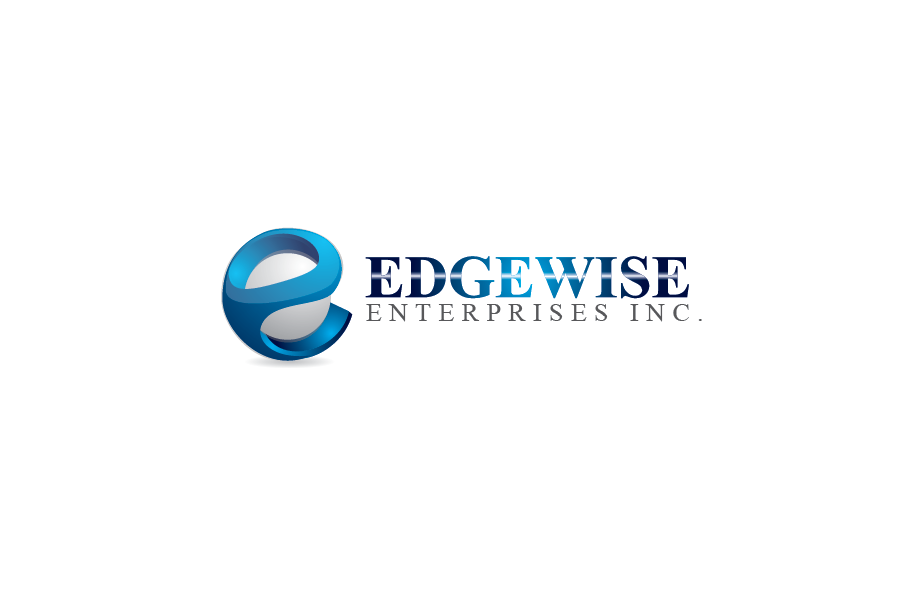 Logo Design by Private User - Entry No. 17 in the Logo Design Contest New Logo Design for Edgewise Enterprises Inc..