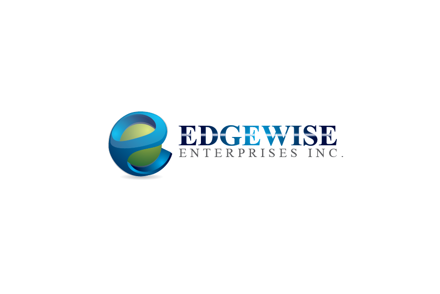 Logo Design by Private User - Entry No. 18 in the Logo Design Contest New Logo Design for Edgewise Enterprises Inc..