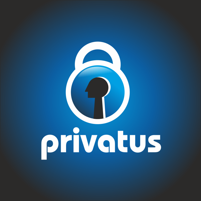 Logo Design by montoshlall - Entry No. 16 in the Logo Design Contest New Logo Design for privatus.