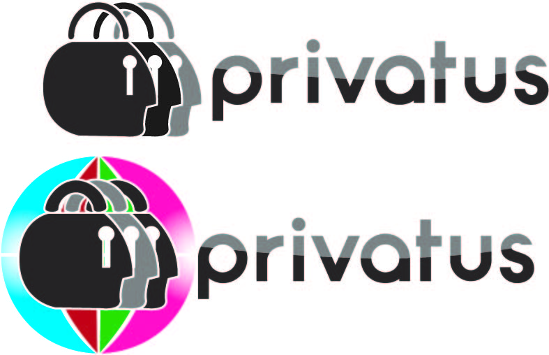 Logo Design by Jonathan Aclado - Entry No. 23 in the Logo Design Contest New Logo Design for privatus.