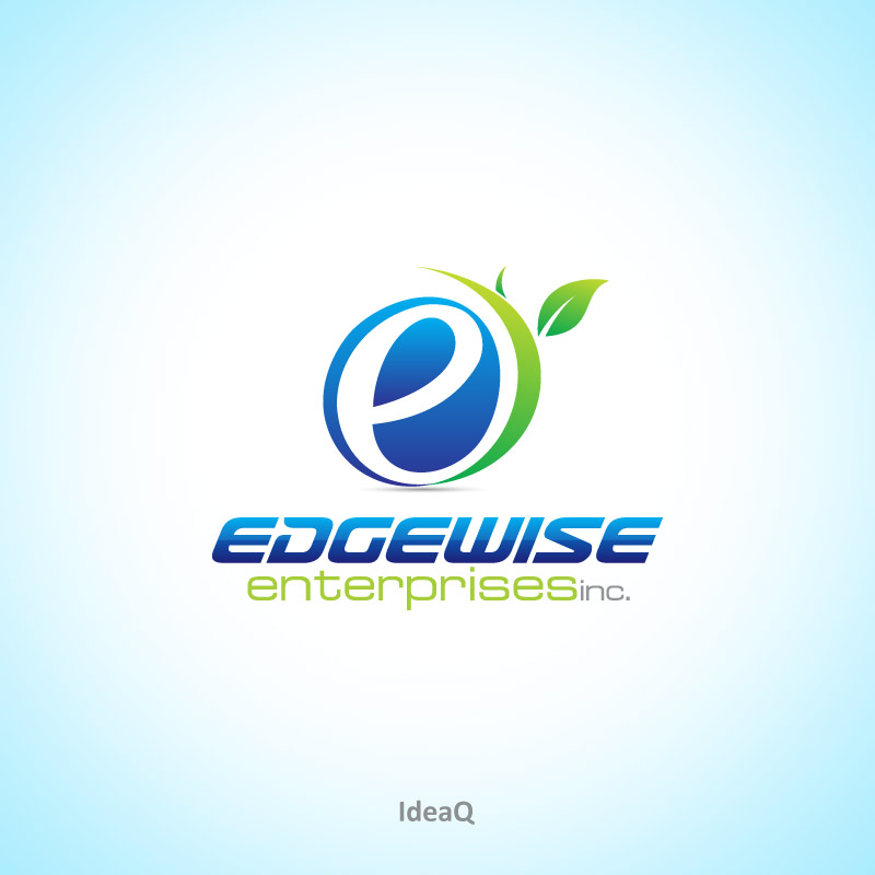 Logo Design by Private User - Entry No. 21 in the Logo Design Contest New Logo Design for Edgewise Enterprises Inc..