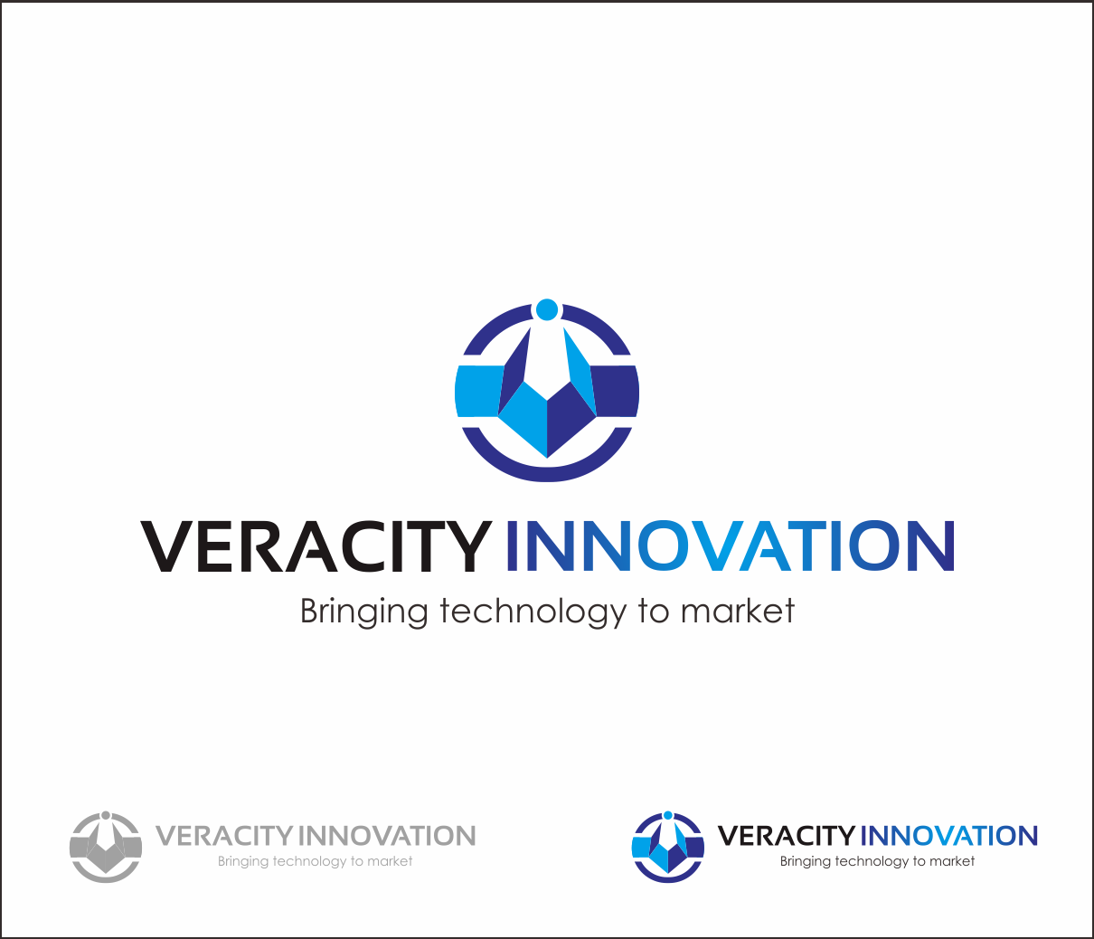 Logo Design by Armada Jamaluddin - Entry No. 249 in the Logo Design Contest Creative Logo Design for Veracity Innovation, LLC.