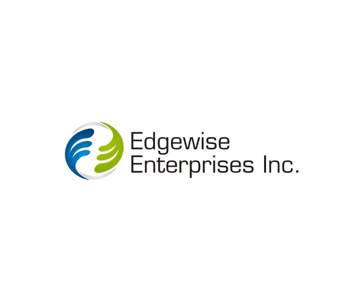 Logo Design by untung - Entry No. 24 in the Logo Design Contest New Logo Design for Edgewise Enterprises Inc..