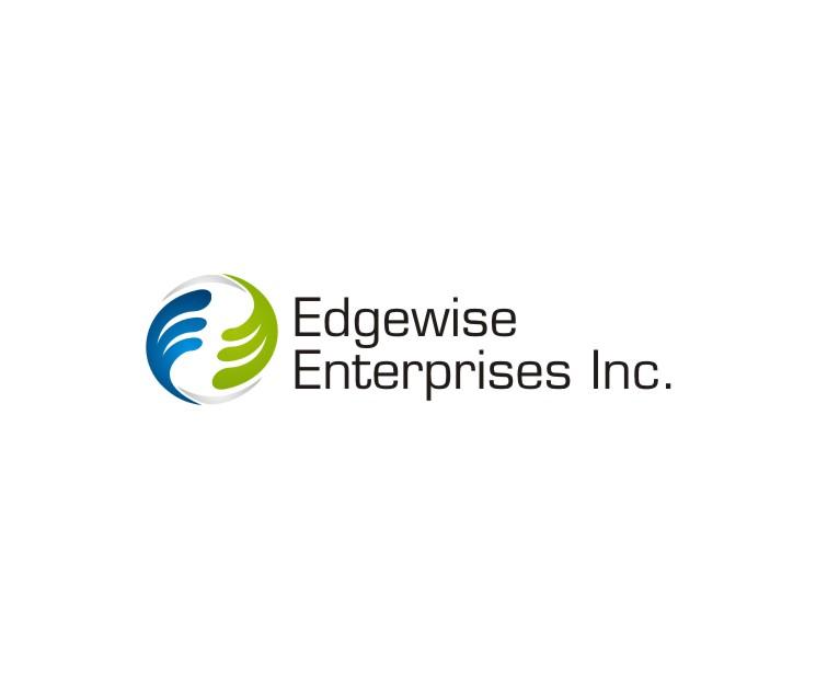 Logo Design by untung - Entry No. 24 in the Logo Design Contest New Logo Design for Edgewise Enterprises Inc..