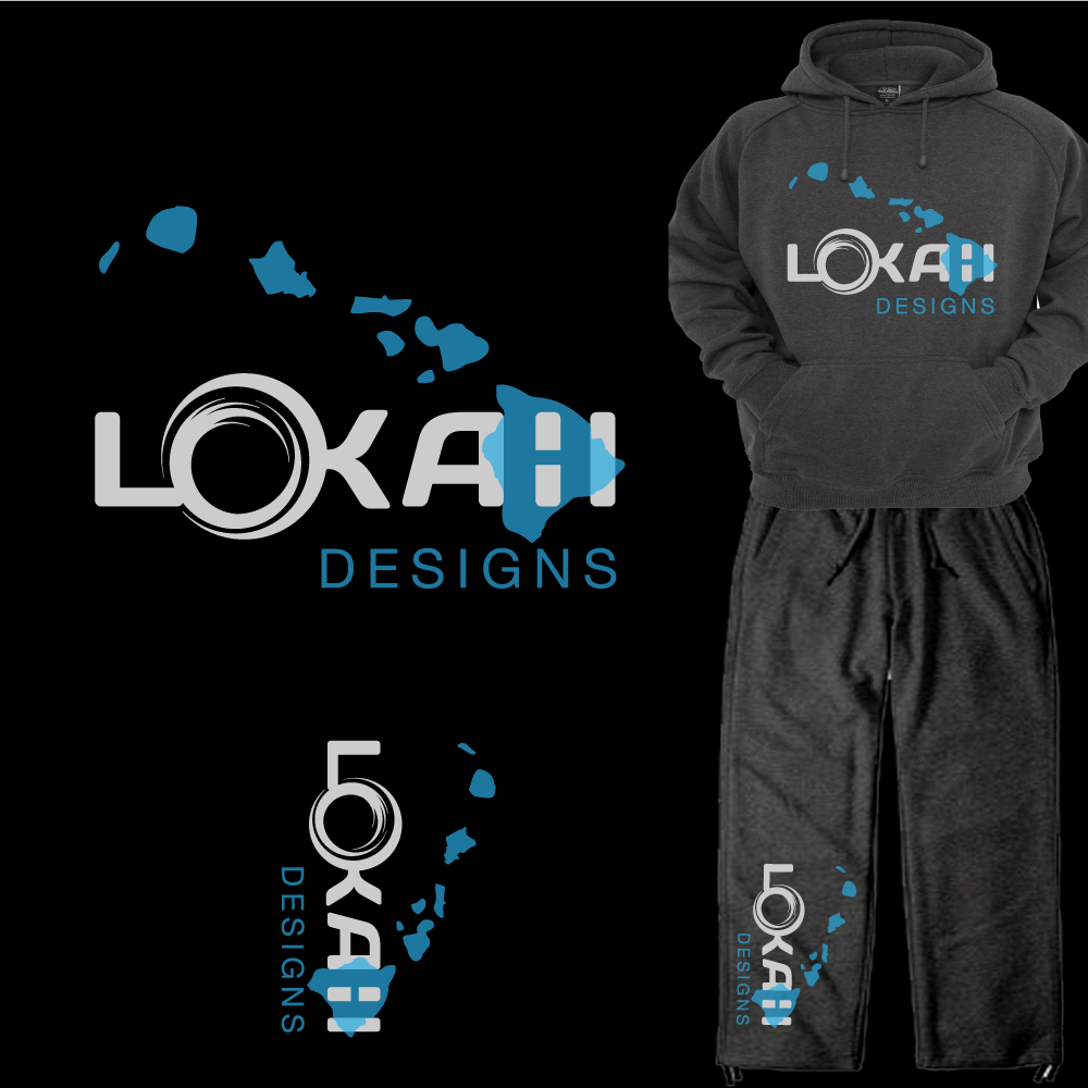 Logo Design by rockin - Entry No. 59 in the Logo Design Contest  Epic Logo Design for LOKAHI designs.