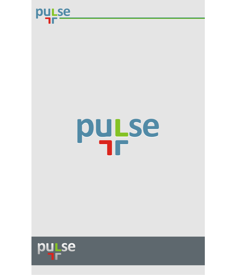 Logo Design by graphicleaf - Entry No. 7 in the Logo Design Contest Captivating Logo Design for Pulse.
