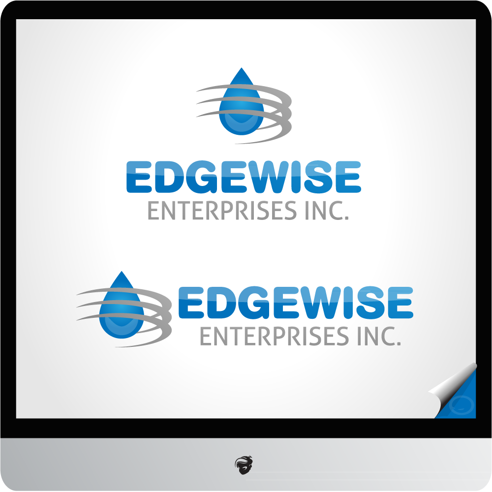 Logo Design by zesthar - Entry No. 26 in the Logo Design Contest New Logo Design for Edgewise Enterprises Inc..