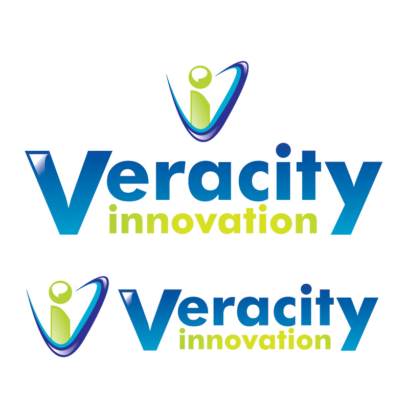 Logo Design by Iskander Dino - Entry No. 258 in the Logo Design Contest Creative Logo Design for Veracity Innovation, LLC.