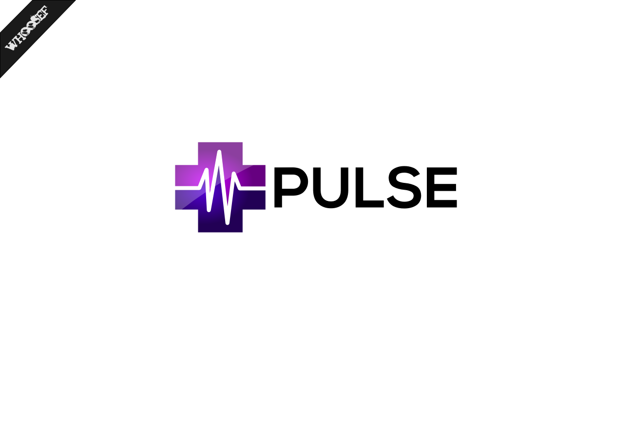 Logo Design by whoosef - Entry No. 10 in the Logo Design Contest Captivating Logo Design for Pulse.