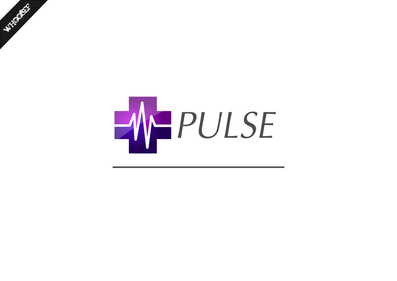 Logo Design by whoosef - Entry No. 11 in the Logo Design Contest Captivating Logo Design for Pulse.
