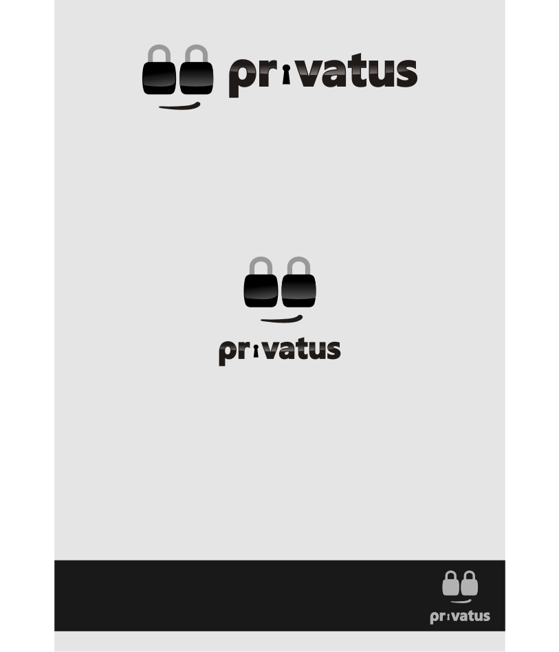 Logo Design by graphicleaf - Entry No. 31 in the Logo Design Contest New Logo Design for privatus.
