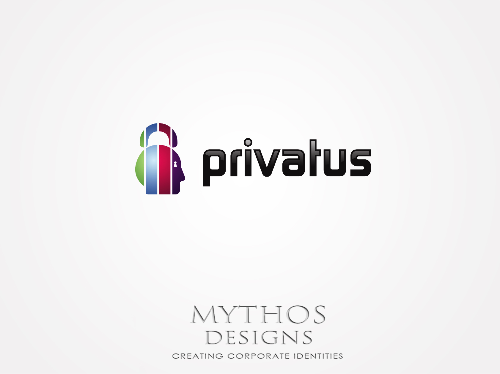Logo Design by Mythos Designs - Entry No. 32 in the Logo Design Contest New Logo Design for privatus.