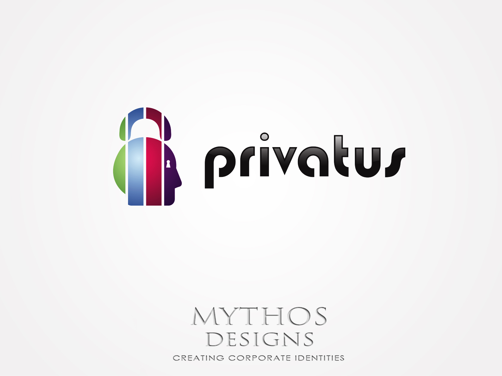 Logo Design by Mythos Designs - Entry No. 33 in the Logo Design Contest New Logo Design for privatus.