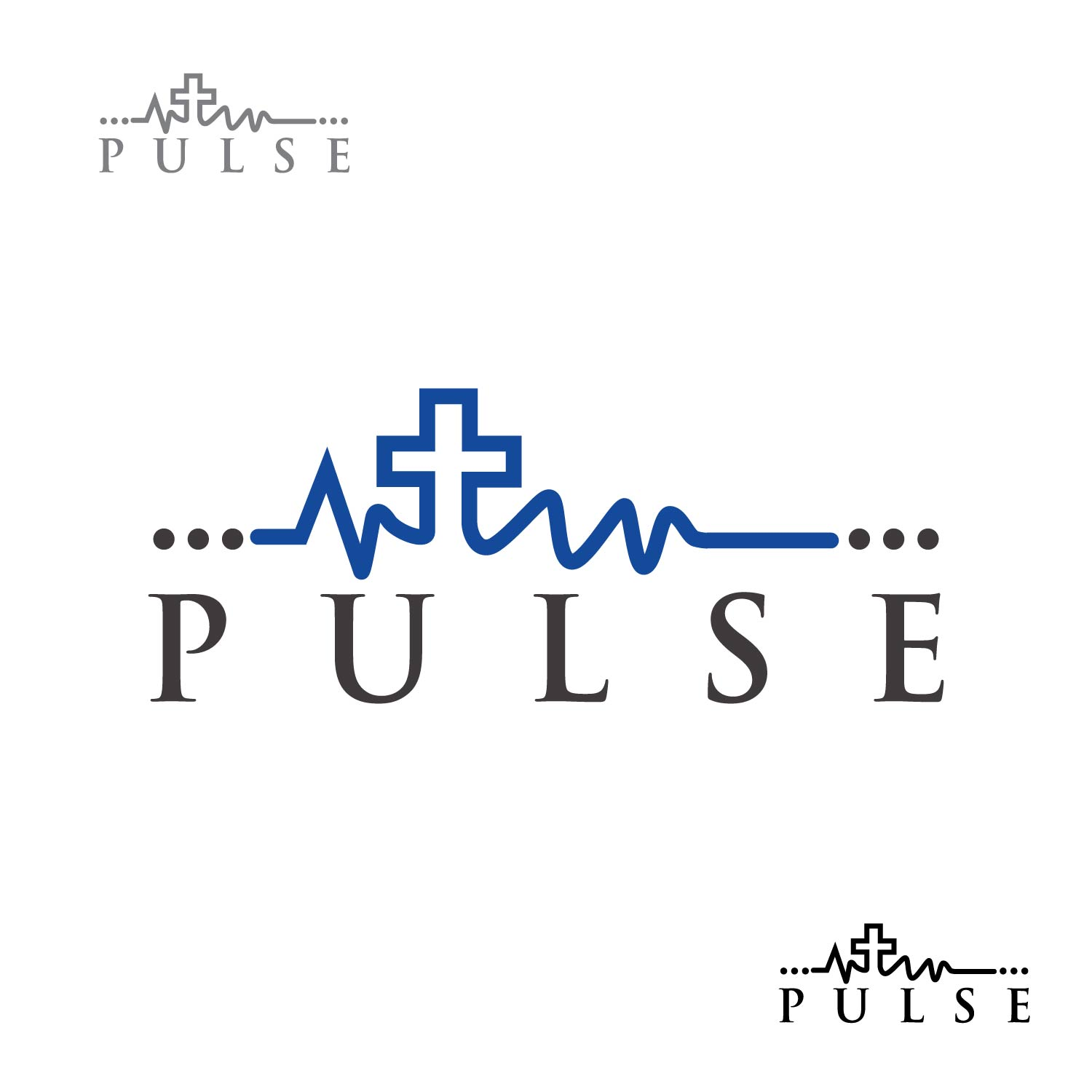 Logo Design by lagalag - Entry No. 17 in the Logo Design Contest Captivating Logo Design for Pulse.