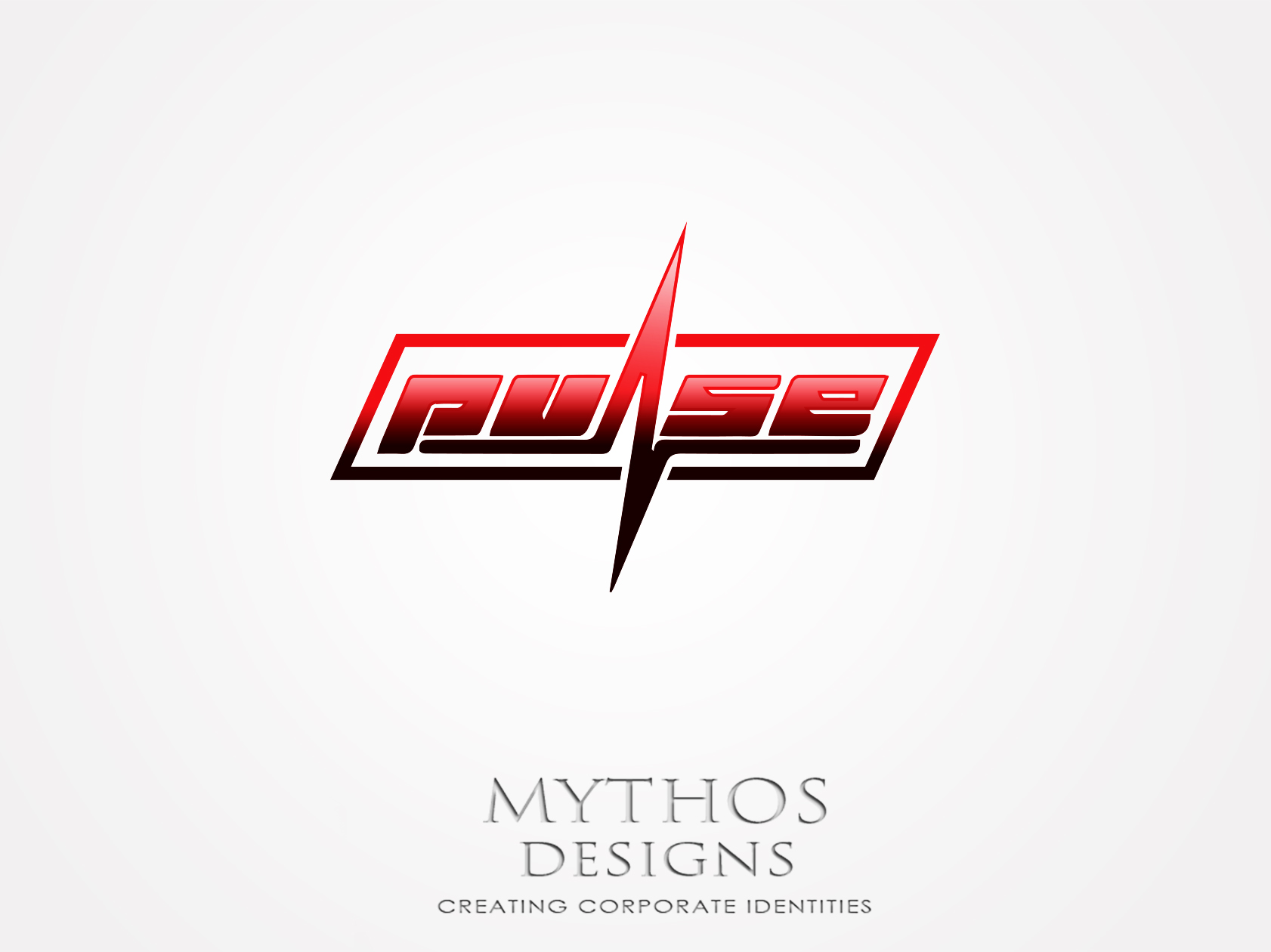 Logo Design by Mythos Designs - Entry No. 18 in the Logo Design Contest Captivating Logo Design for Pulse.