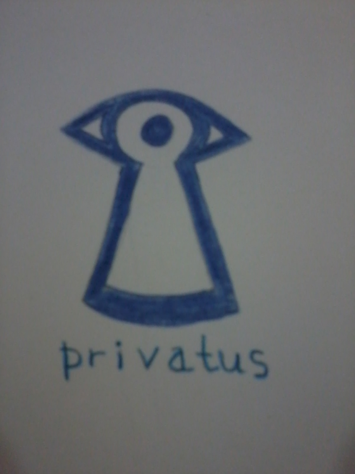 Logo Design by mediaproductionart - Entry No. 37 in the Logo Design Contest New Logo Design for privatus.