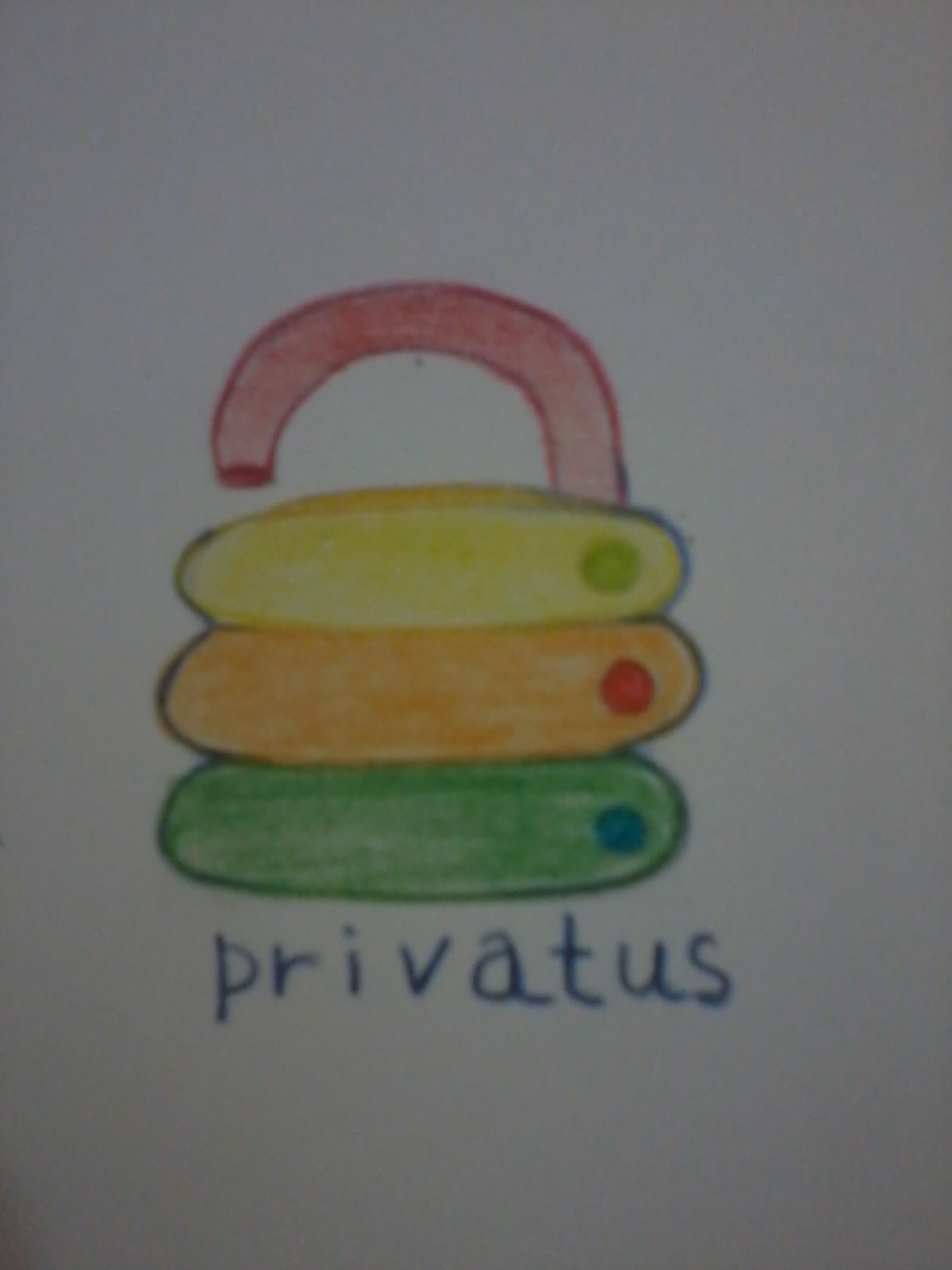 Logo Design by mediaproductionart - Entry No. 38 in the Logo Design Contest New Logo Design for privatus.