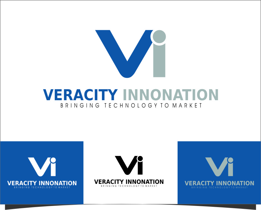 Logo Design by Ngepet_art - Entry No. 274 in the Logo Design Contest Creative Logo Design for Veracity Innovation, LLC.
