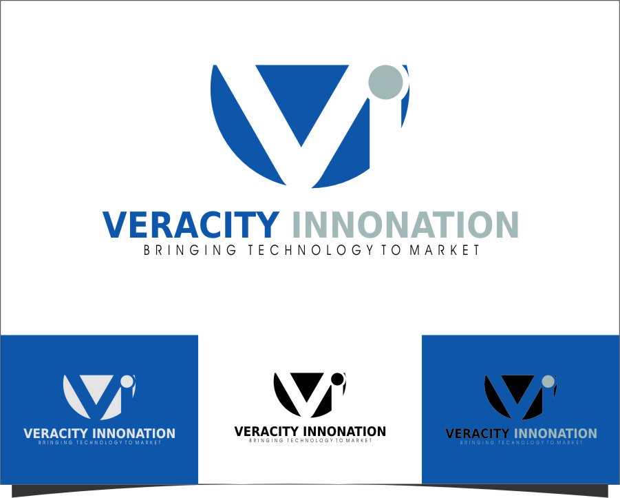 Logo Design by RoSyid Rono-Rene On Java - Entry No. 275 in the Logo Design Contest Creative Logo Design for Veracity Innovation, LLC.
