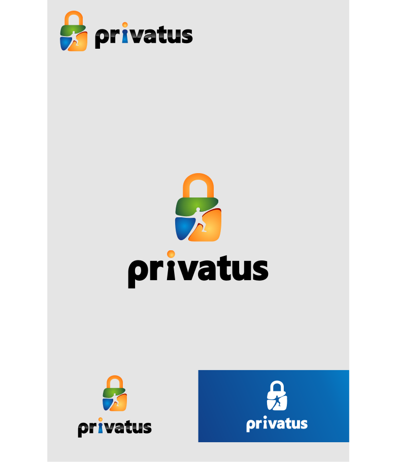 Logo Design by graphicleaf - Entry No. 46 in the Logo Design Contest New Logo Design for privatus.