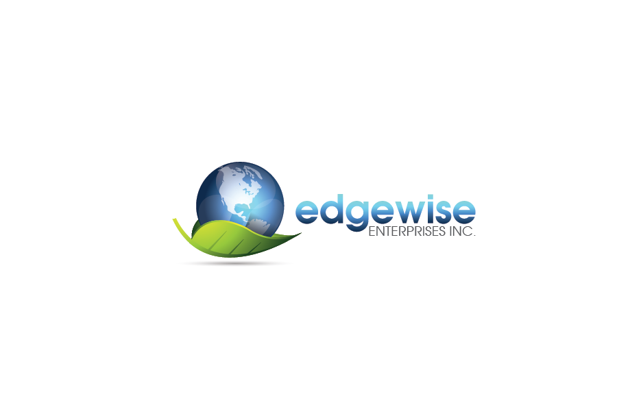 Logo Design by Private User - Entry No. 28 in the Logo Design Contest New Logo Design for Edgewise Enterprises Inc..