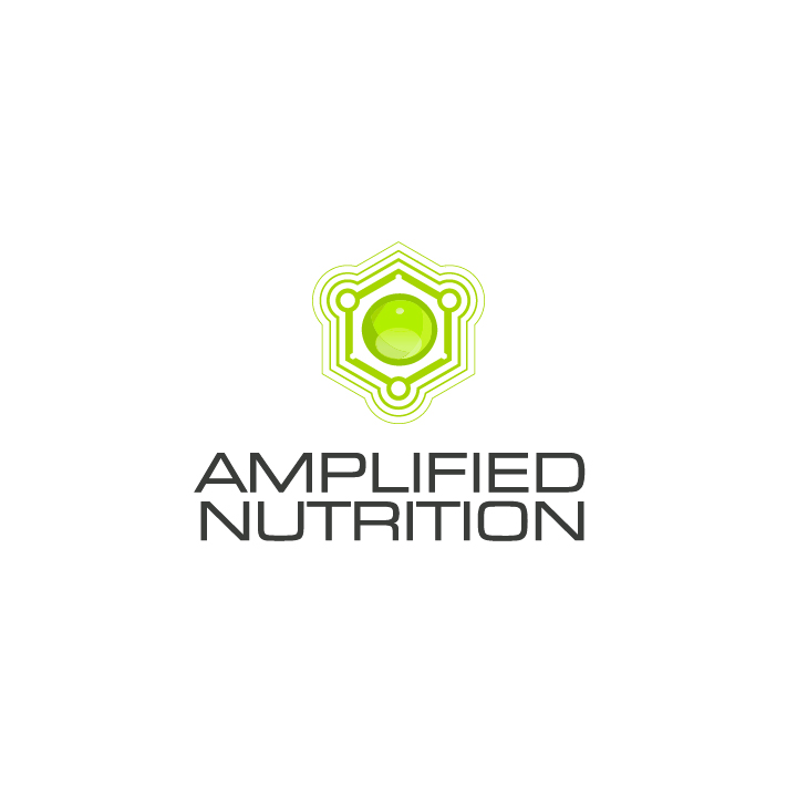 Logo Design by Alex-Alvarez - Entry No. 140 in the Logo Design Contest Amplified Nutrition.