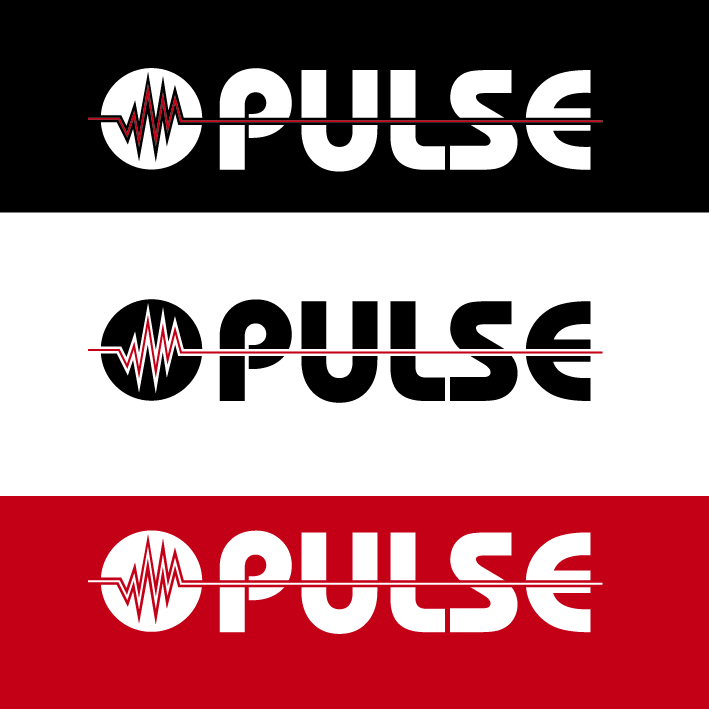 Logo Design by Faris Alsalahat - Entry No. 27 in the Logo Design Contest Captivating Logo Design for Pulse.