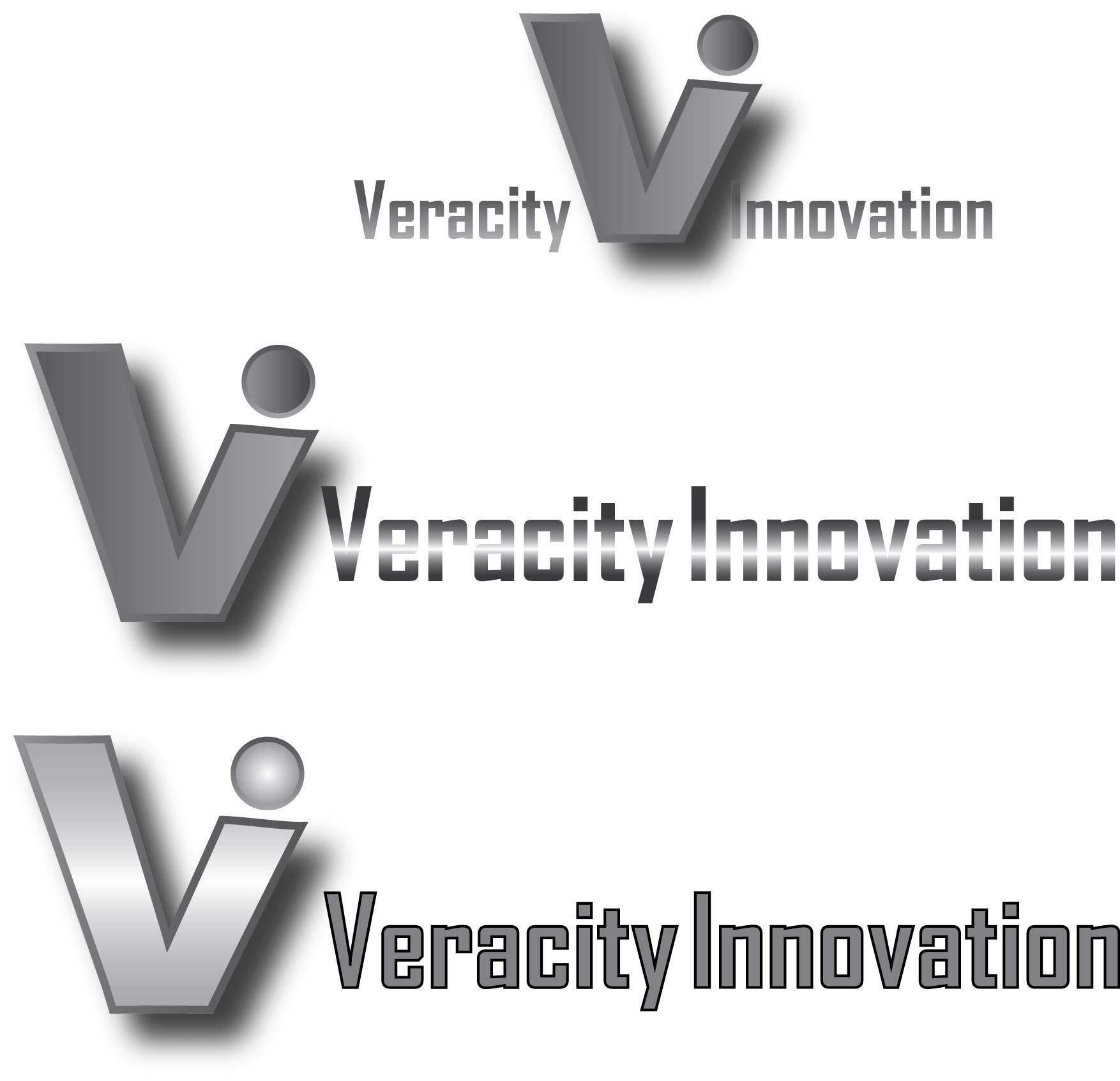 Logo Design by Jonathan Aclado - Entry No. 289 in the Logo Design Contest Creative Logo Design for Veracity Innovation, LLC.