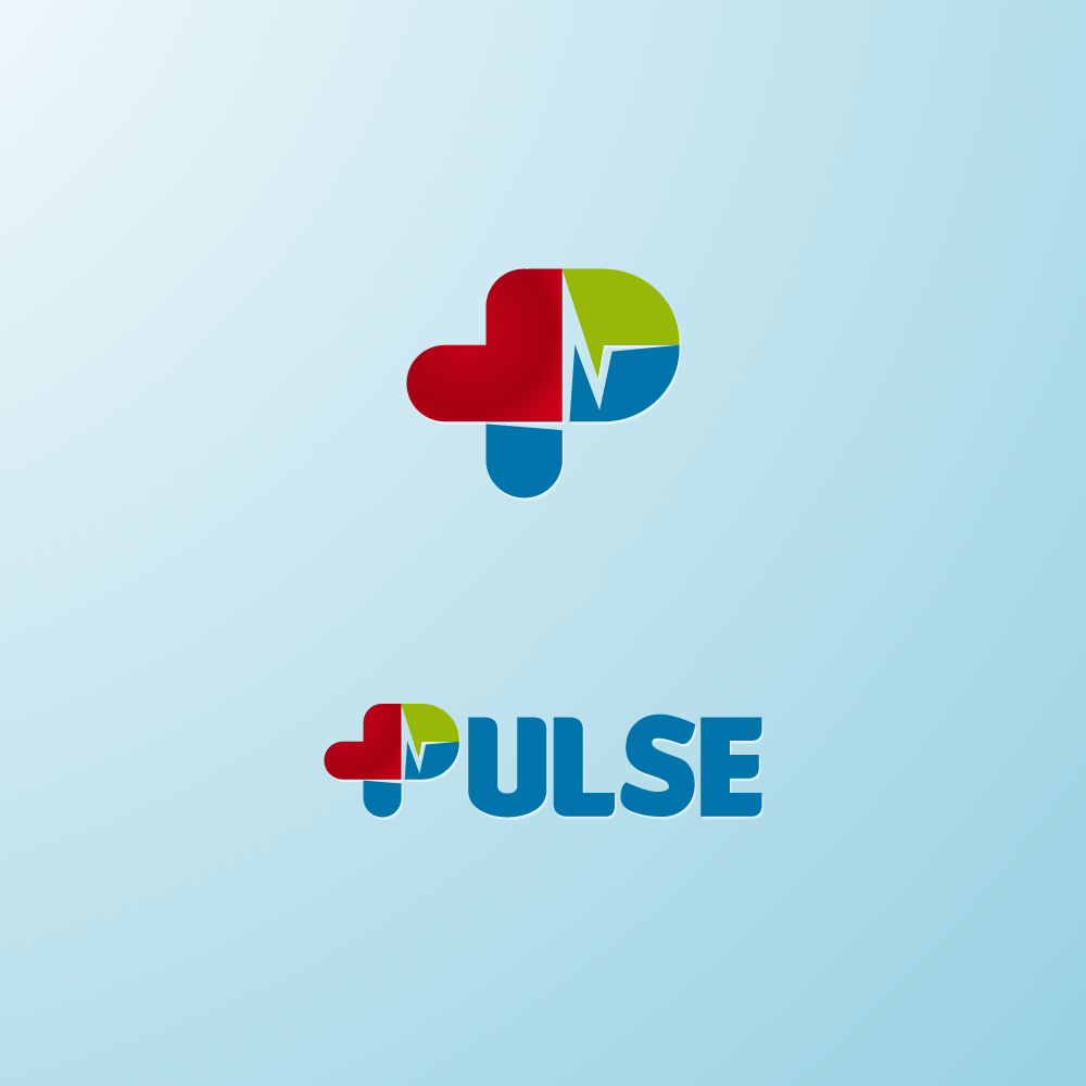 Logo Design by zesthar - Entry No. 31 in the Logo Design Contest Captivating Logo Design for Pulse.