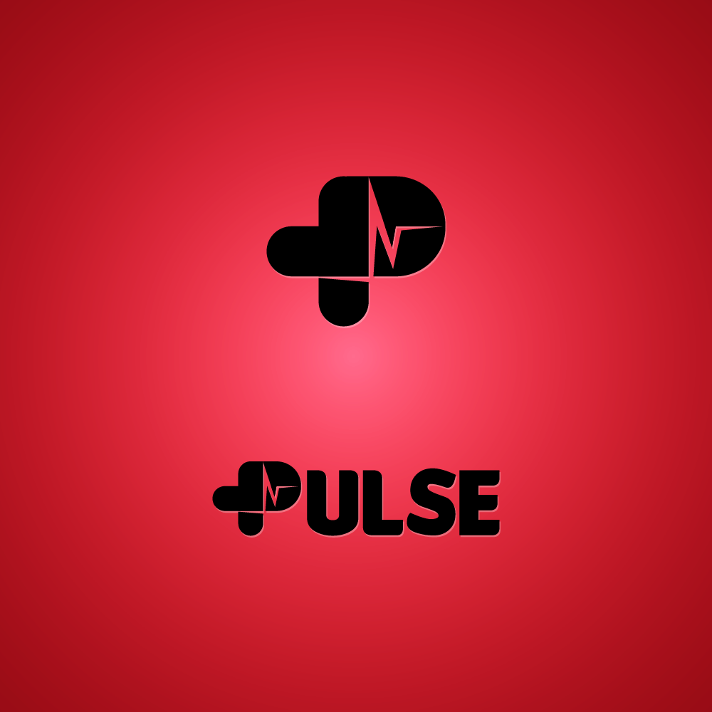 Logo Design by zesthar - Entry No. 32 in the Logo Design Contest Captivating Logo Design for Pulse.