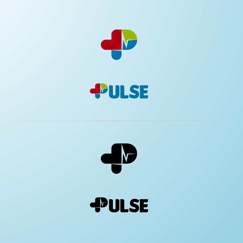 Logo Design by zesthar - Entry No. 33 in the Logo Design Contest Captivating Logo Design for Pulse.
