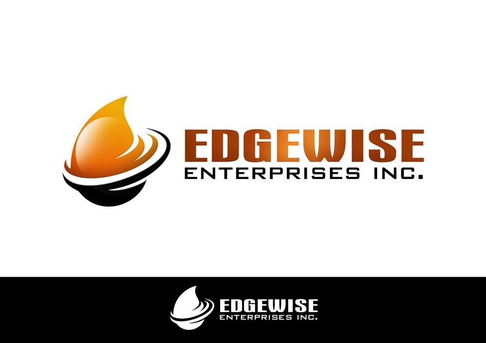 Logo Design by Respati Himawan - Entry No. 32 in the Logo Design Contest New Logo Design for Edgewise Enterprises Inc..