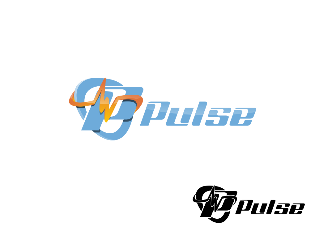Logo Design by Chris Frederickson - Entry No. 35 in the Logo Design Contest Captivating Logo Design for Pulse.