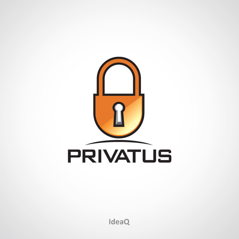 Logo Design by Private User - Entry No. 61 in the Logo Design Contest New Logo Design for privatus.