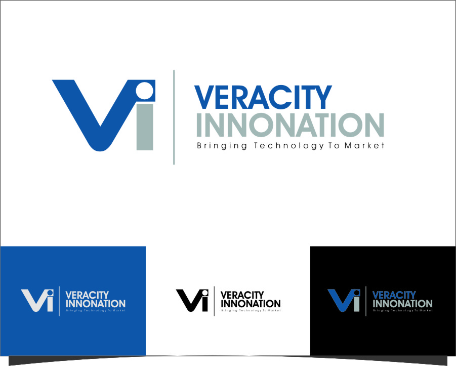 Logo Design by Ngepet_art - Entry No. 296 in the Logo Design Contest Creative Logo Design for Veracity Innovation, LLC.