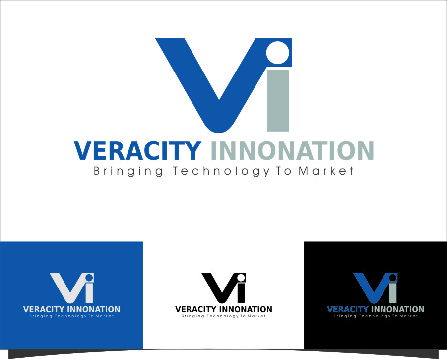Logo Design by Ngepet_art - Entry No. 297 in the Logo Design Contest Creative Logo Design for Veracity Innovation, LLC.