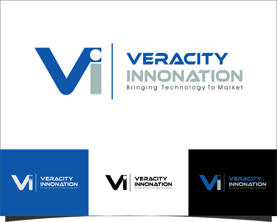 Logo Design by Ngepet_art - Entry No. 299 in the Logo Design Contest Creative Logo Design for Veracity Innovation, LLC.
