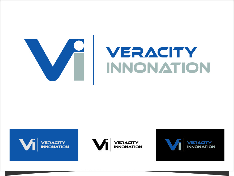 Logo Design by Ngepet_art - Entry No. 300 in the Logo Design Contest Creative Logo Design for Veracity Innovation, LLC.