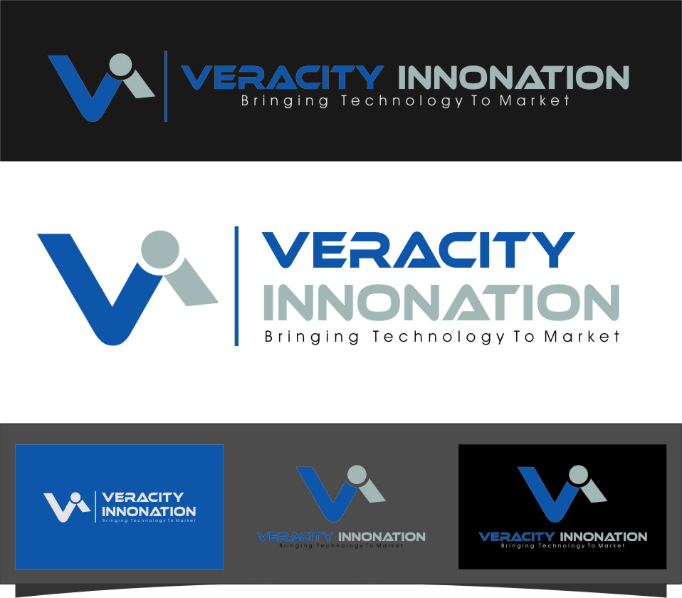 Logo Design by Ngepet_art - Entry No. 302 in the Logo Design Contest Creative Logo Design for Veracity Innovation, LLC.
