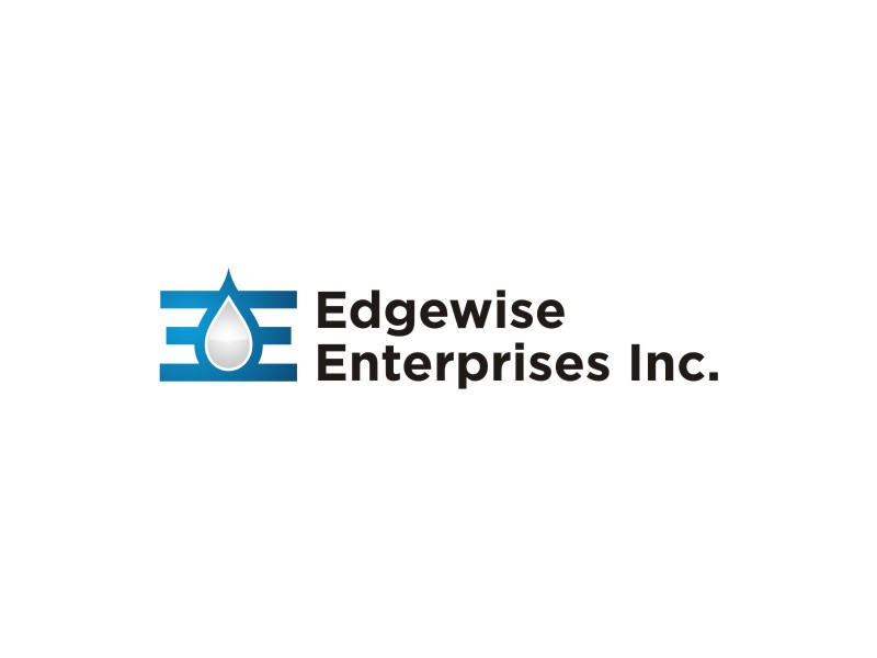 Logo Design by untung - Entry No. 35 in the Logo Design Contest New Logo Design for Edgewise Enterprises Inc..