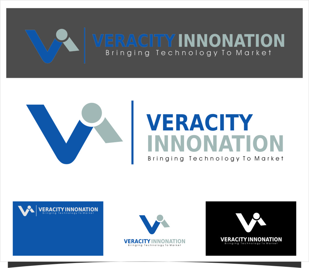 Logo Design by RoSyid Rono-Rene On Java - Entry No. 303 in the Logo Design Contest Creative Logo Design for Veracity Innovation, LLC.